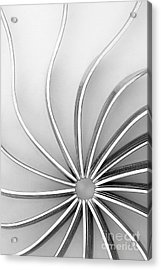 Forks IIi Acrylic Print by Natalie Kinnear