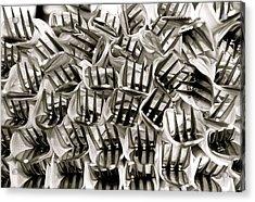 Forks Acrylic Print