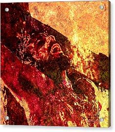 Forsaken Acrylic Print by Michael Grubb