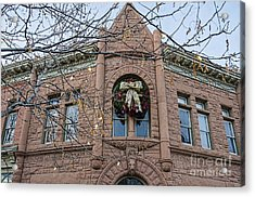 Fort Collins History Acrylic Print