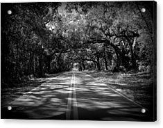 Fort Dade Ave Acrylic Print