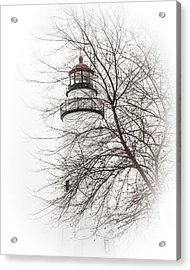 Fort Gratiot Lighthouse  Acrylic Print