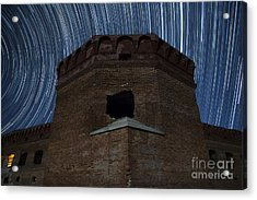 Acrylic Print featuring the photograph Fort Jefferson Nights by Keith Kapple