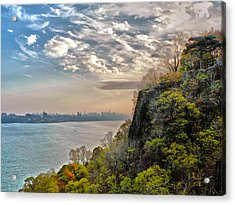 Fort Lee View Acrylic Print by Artistic Photos
