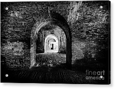 Fort Morgan Acrylic Print