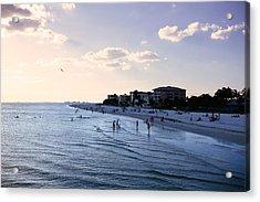 Fort Myers Sunset Acrylic Print