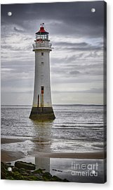 Fort Perch Lighthouse Acrylic Print