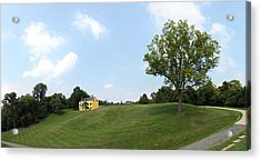 Fort Washington Park - 12121 Acrylic Print