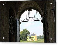 Fort Washington Park - 121219 Acrylic Print