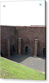 Fort Washington Park - 121220 Acrylic Print by DC Photographer