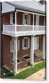 Fort Washington Park - 121229 Acrylic Print by DC Photographer