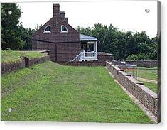 Fort Washington Park - 121231 Acrylic Print