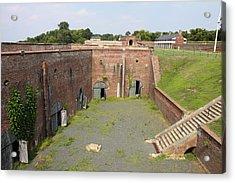Fort Washington Park - 121234 Acrylic Print by DC Photographer