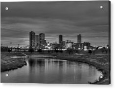 Fort Worth Acrylic Print