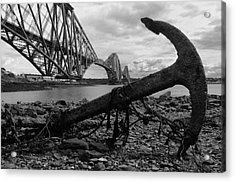 Forth Bridge Anchor Acrylic Print