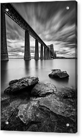Forth Bridge Acrylic Print