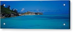 Fortress At The Waterfront, Fort St Acrylic Print