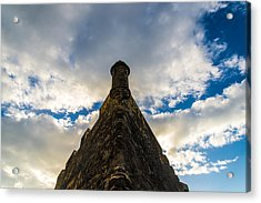 Fortress Acrylic Print by Kristopher Schoenleber
