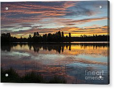 Fortune Lake Acrylic Print