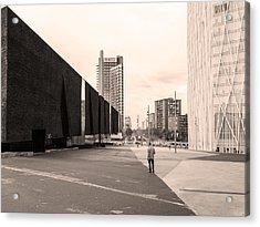 Forum, Barcelona Acrylic Print