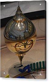 Acrylic Print featuring the photograph Foucalt's Pendulum by Robert Meanor