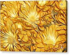 Foulee De Petales - Tuy33b Acrylic Print