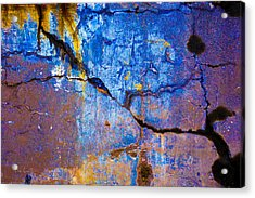 Foundation Number Thirteen Acrylic Print by Bob Orsillo
