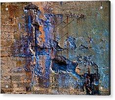 Foundation Seven Acrylic Print