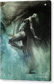 Fount I - Textured Acrylic Print