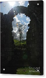 Fountains Abbey Acrylic Print