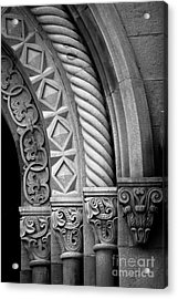 Four Arches Acrylic Print by Inge Johnsson