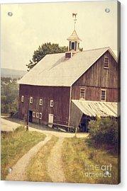 Four Corners Farm Vermont Acrylic Print