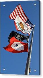 Four Flags 2013 James Warren Acrylic Print