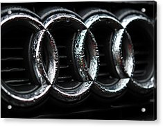 Four Rings Acrylic Print