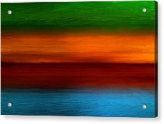 Four Seasons Magic Acrylic Print