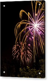 Fourth Of July Acrylic Print by Jason Smith