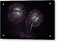 Fourth Of July Traditions  Acrylic Print by Jason Smith