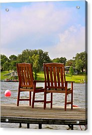 Fourth Of July Vacation Acrylic Print