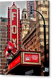 Fox Theater - Atlanta Acrylic Print