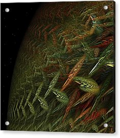 Fragile Biosphere Acrylic Print