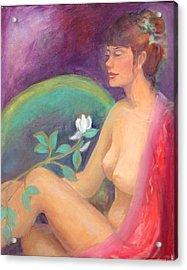 Fragrance Of A Dream Acrylic Print by Gwen Carroll