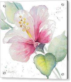 Fragrant Hibiscus II Acrylic Print