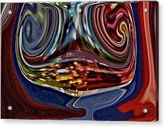 Frame Of Mind Acrylic Print by Nick David