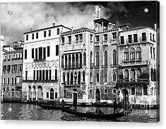 Framing Venice Acrylic Print