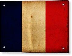 France Acrylic Print