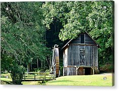 Frances Mill Acrylic Print by Marilyn Carlyle Greiner
