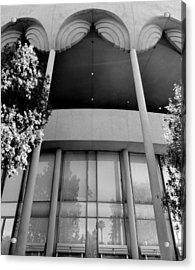 Frank Lloyd Wright Designed Auditorium Acrylic Print by Karyn Robinson
