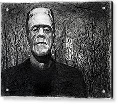 Frankenstein Monster Acrylic Print