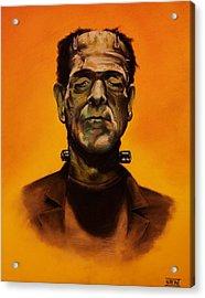 Frankenstein's Monster Acrylic Print
