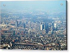 Frankfurt Acrylic Print